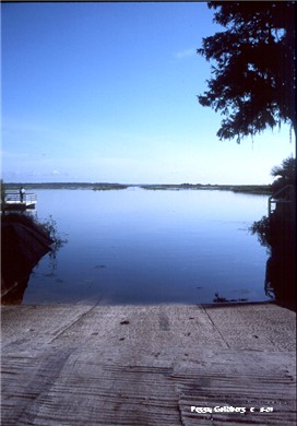 Orange Lake Boat Ramp